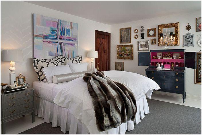 Интериор на спалнята от Donna Benedetto Designs