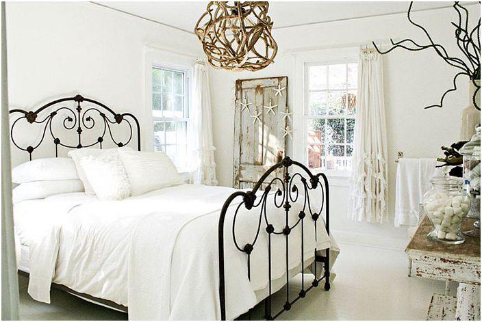 Интериор на спалнята от Мина Бринки