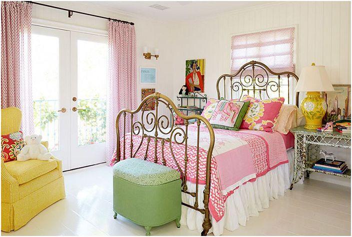 Интериор на спалнята от Alison Kandler Interior Design