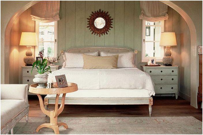 Интериор на спалнята от Wendi Young Design