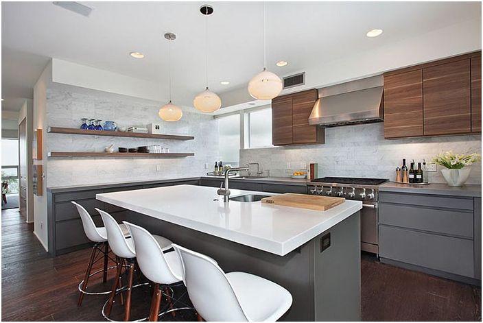 Кухненски интериор от Chris Woodburn Interiors