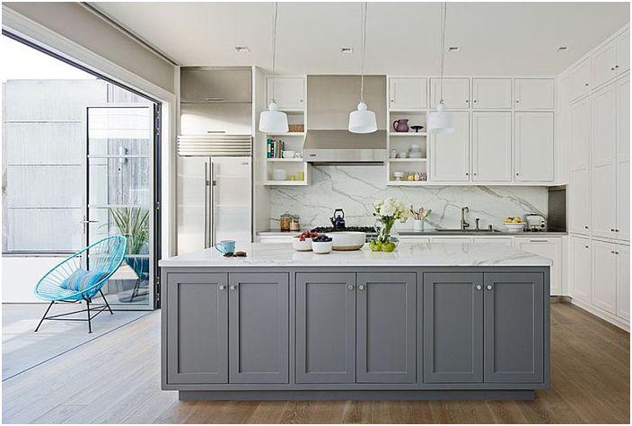 Кухненски интериор от Art of Construction