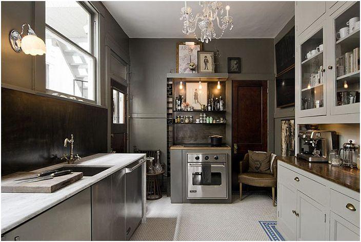 Кухненски интериор от cityhomeCOLLECTIVE