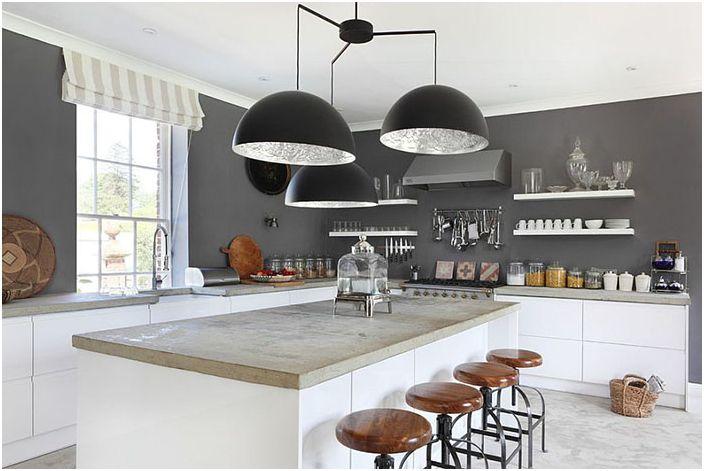 Кухненски интериор от VSP Interiors