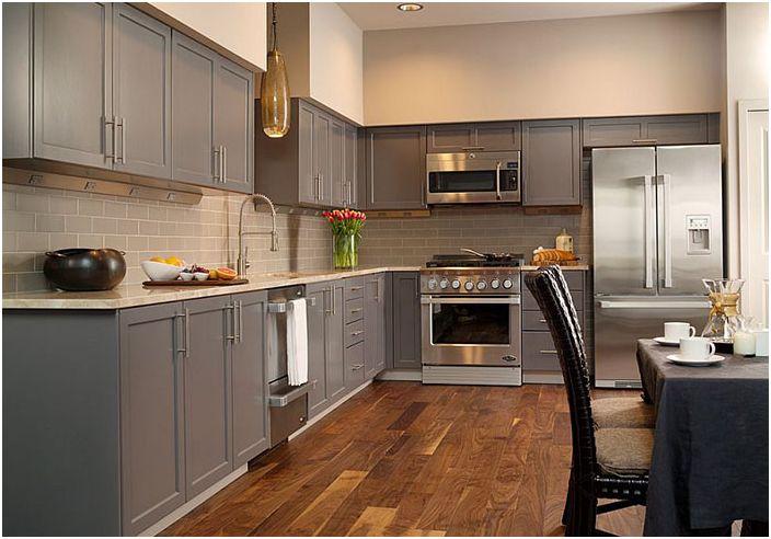 Кухненски интериор от Michelle Dirkse Interior Design