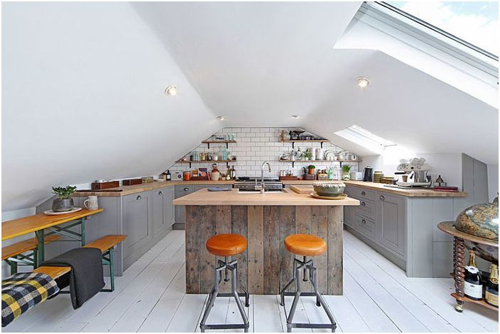 Кухненски интериор от All & Nxthing