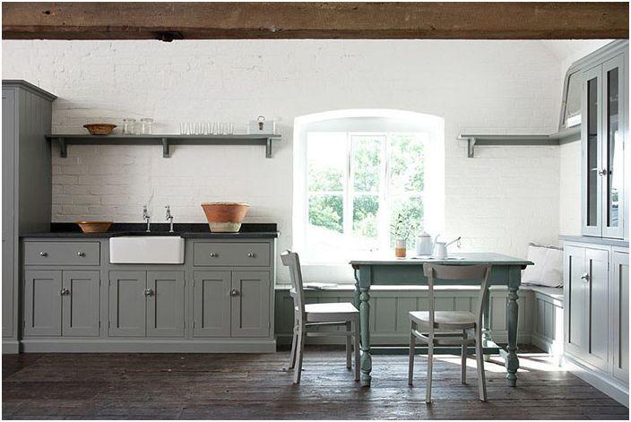 Кухненски интериор от deVOL кухни
