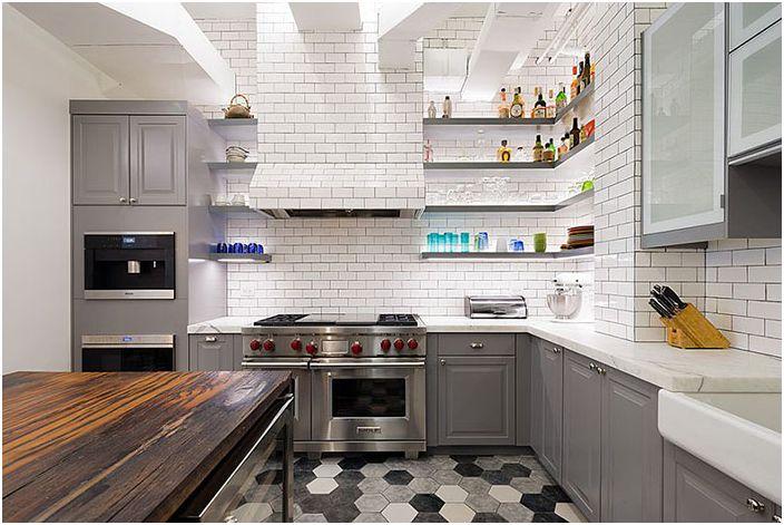 Кухненски интериор от Matiz Architecture & Design