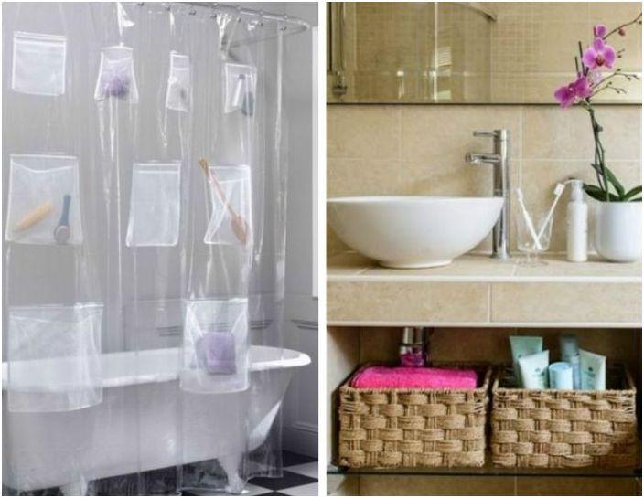 Идеи за малки собственици на баня