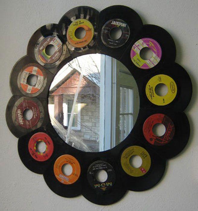 Рамка на огледална плоча.
