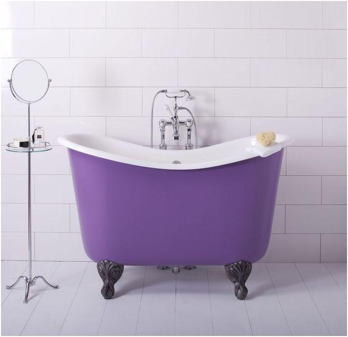 Стилно решение за малка баня