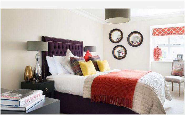 Intérieur de la chambre par Park Grove Design