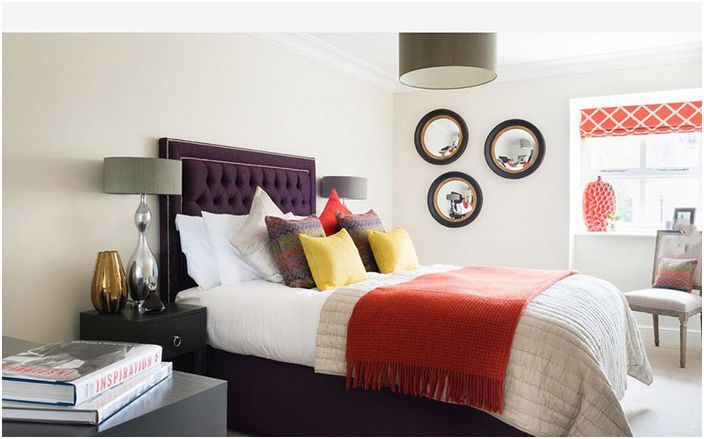 Wnętrze sypialni autorstwa Park Grove Design