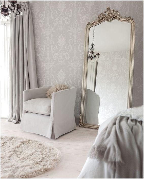 Подово огледало в интериора