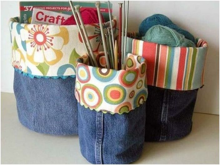 Съхранение за плетене