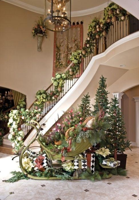 Wspaniała dekoracja.