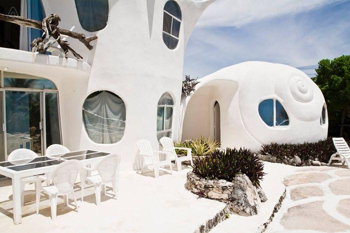 Arkkitehti Eduardo Ocampon projekti.