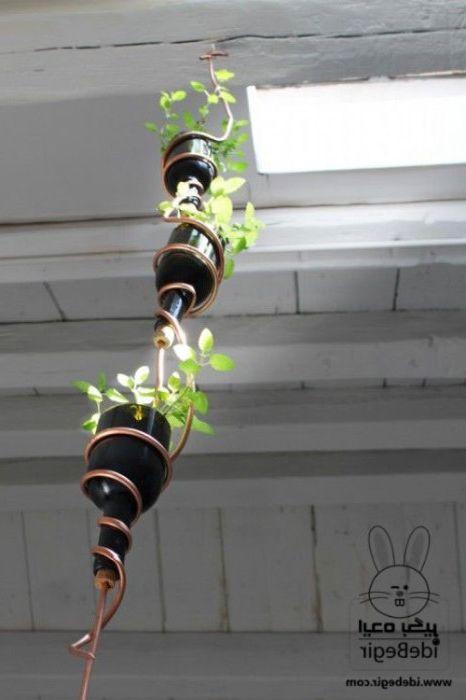 Оригинални многослойни саксии за цветя ще бъдат прекрасна декорация за всеки дом.