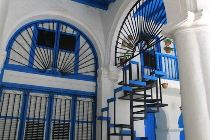 Cena hosteli na Kubie dla turystów jest znacznie wyższa niż dla rdzennych mieszkańców.