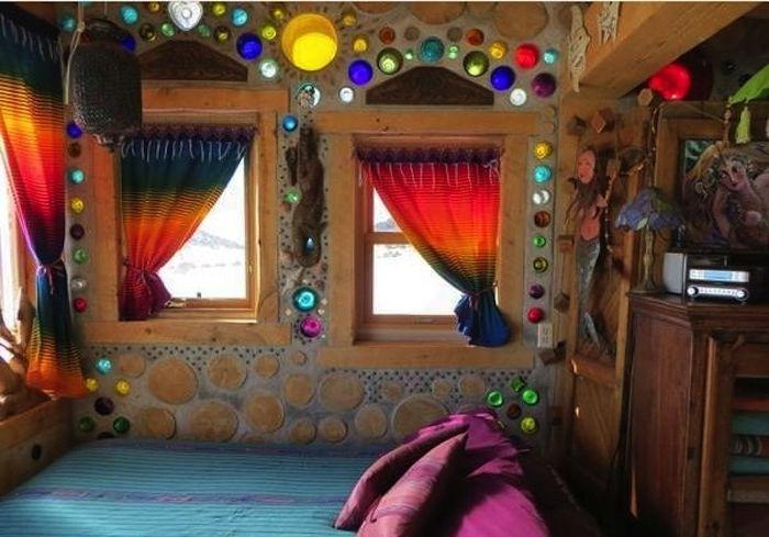 Mermaid Cottage. Wnętrze.