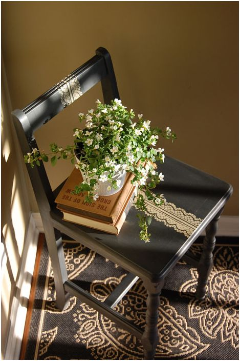 Krzesło z My Vintage Verve