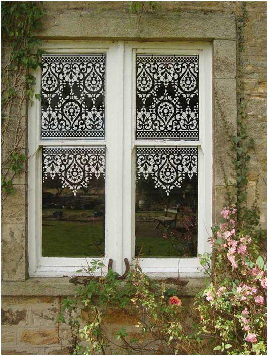 Okna koronkowe