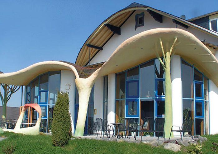 Projekt architekta Udo Heimermanna.