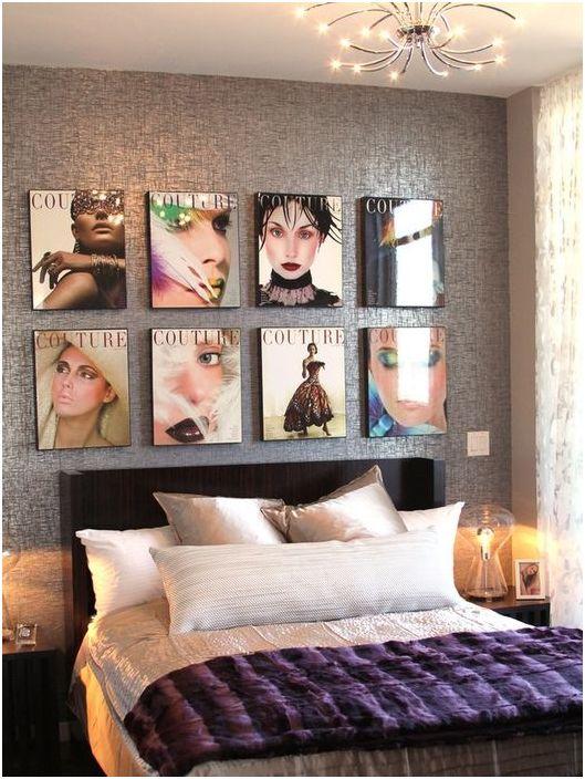 Стилен декор за спалня