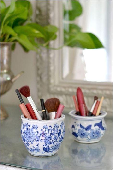 Стилно съхранение на козметика