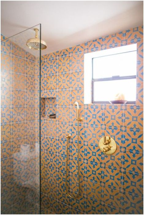 Pomysł na prysznic