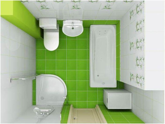 Planowanie połączonej łazienki