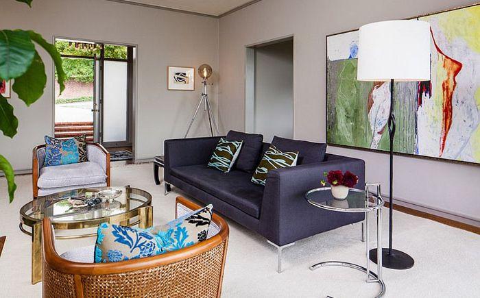 Винтидж интериор от интериорен дизайн на Cheryl Burke