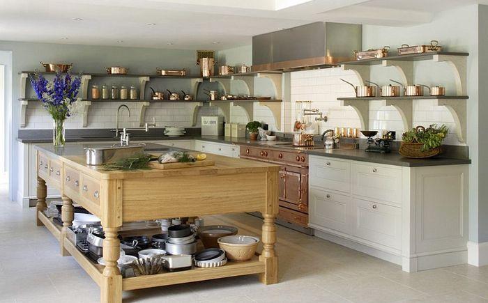 Кухненски интериор от артишок
