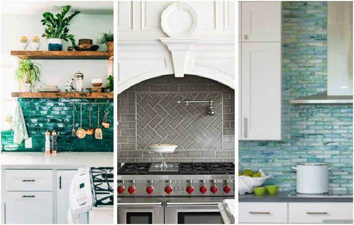 Кой дизайн да изберете за кухненска престилка?