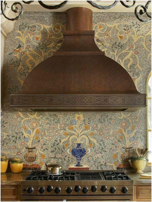 Кухненска престилка като произведение на изкуството