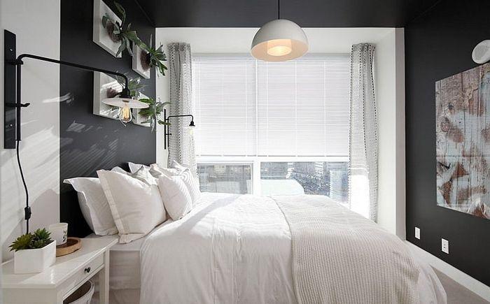 Интерьер спальни от i3 design group
