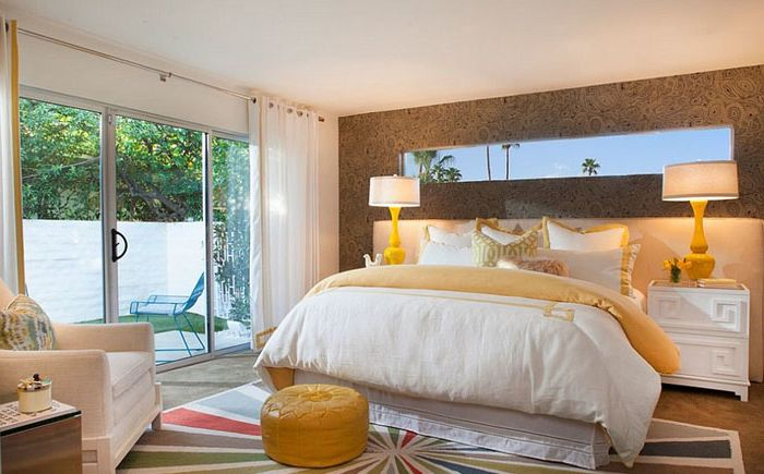 Элегантная спальня от Joel Dessaules Design