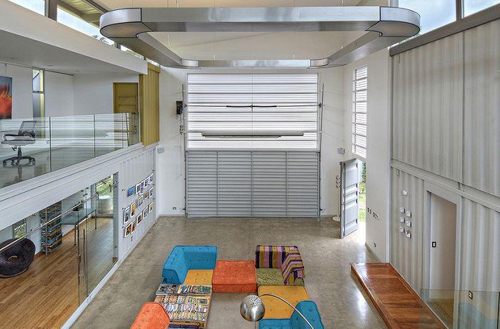 Проект на архитект Мария Хосе Трехос.