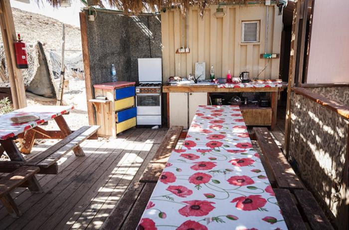 Кухня-ресторант за гости.