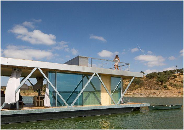 Проект молодых архитекторов из University of Coimbra.