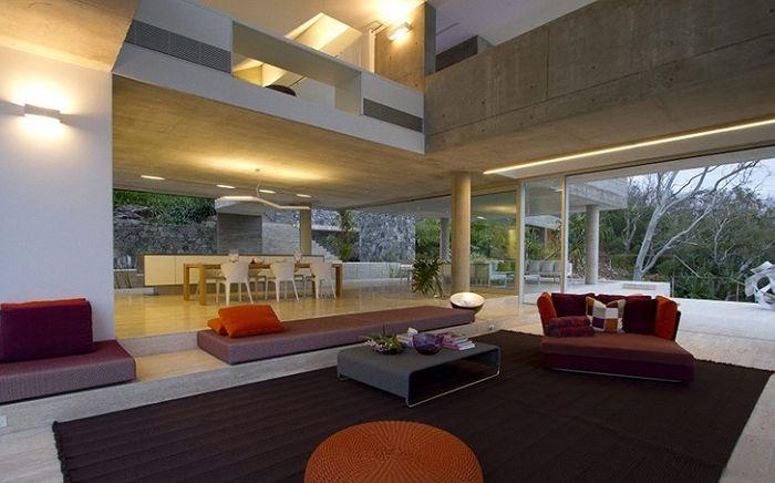 Резиденция Солис [. Правоъгълна архитектура.