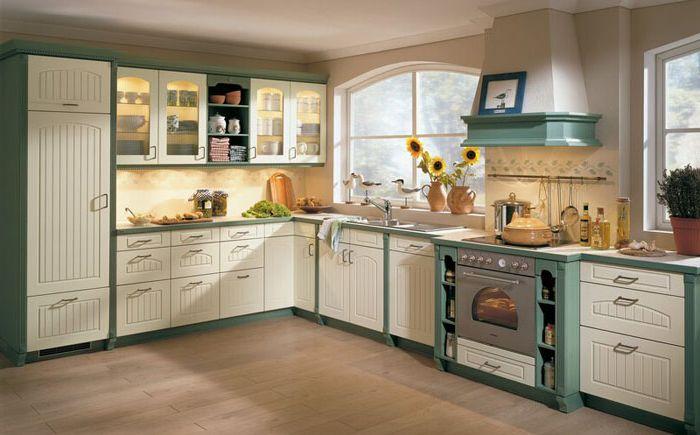 Хармония на цвета: 20 стилни кухненски интериора от най-добрите дизайнери