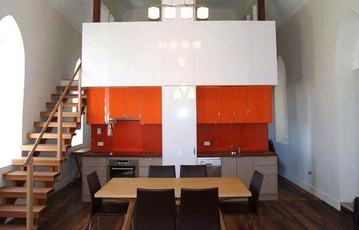 Кухненски интериор от Sandberg Schoffel Architects