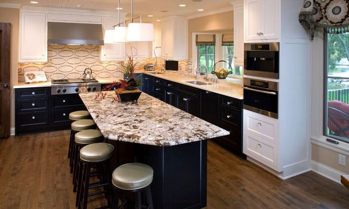 Wnętrze kuchni według Eminent Interior Design