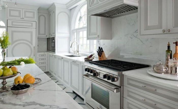 Кухненски интериор от интериорен дизайн на Gibson Gimpel