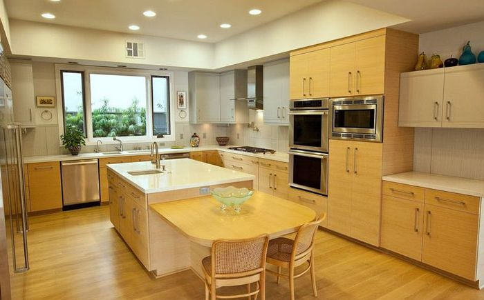 Wnętrze kuchni od SH-Interiors