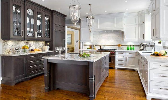 Кухненски интериор от мебели на Brice's