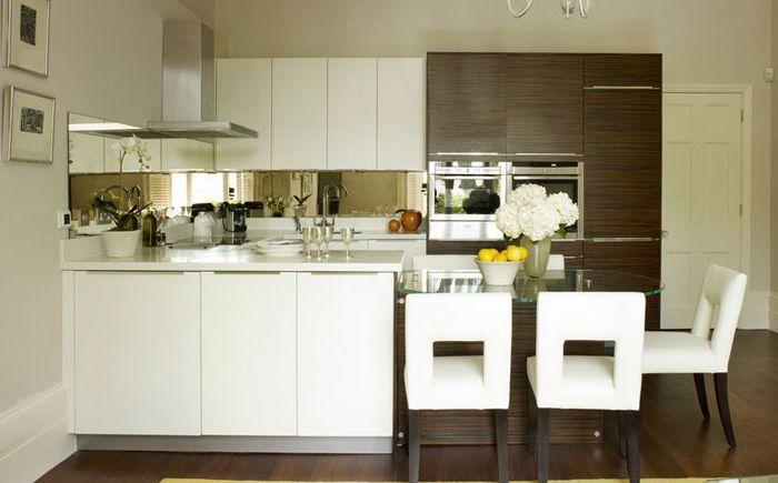 Кухненски интериор от лондонски дизайнери