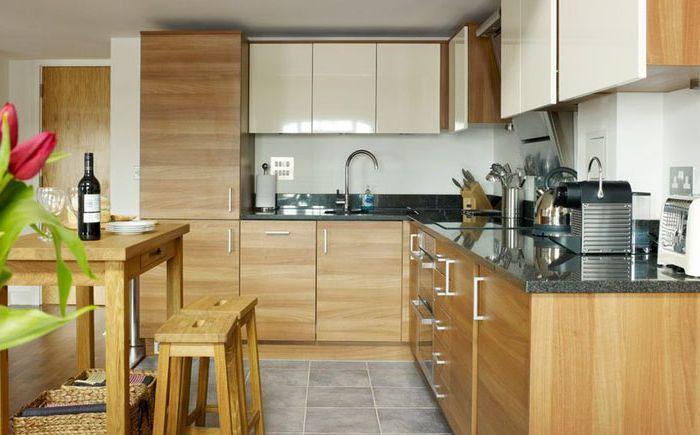 Кухненски интериор от Rendall & Wright
