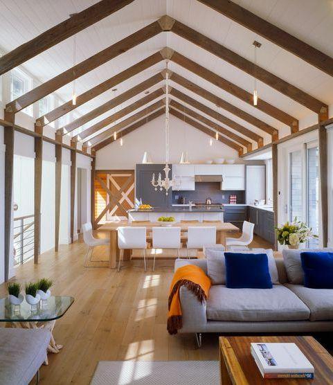Кухненски интериор от Hutker Architects